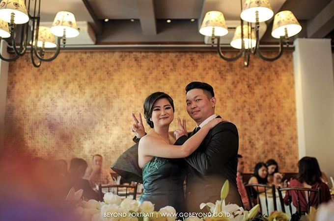 The Traditional Engagement Of Ivon & David by Vibonacci Event Crafter - 005