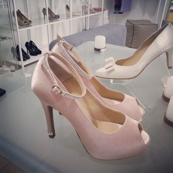 Shoes For Special Occasion by Moments Shoe - 007