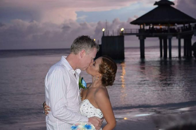 Scott And Cherie Wedding by Makeup by Marjorie - 001