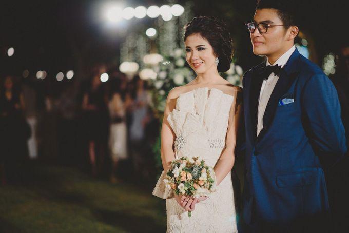 Mr. Ditho & Mrs. Carolina Wedding by Brillington & Brothers - 004