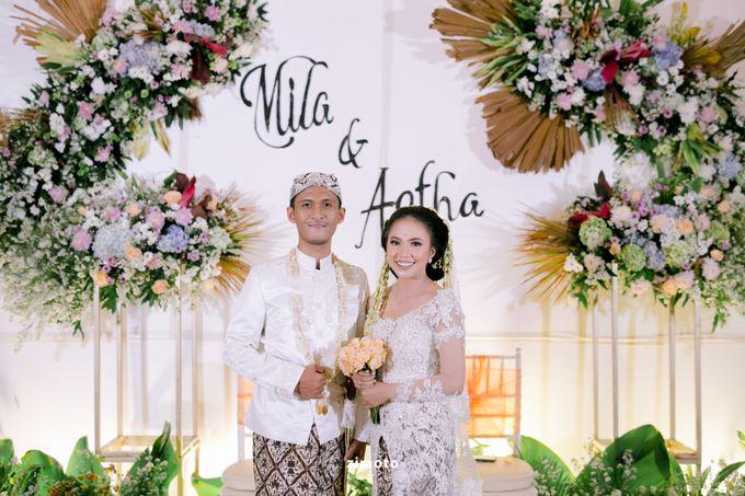Akad Nikah Mila & Aqfha by Gasim Wedding Organizer - 002