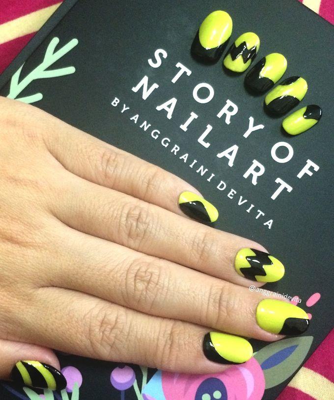 Fake Nails by Story of Nailart - 003