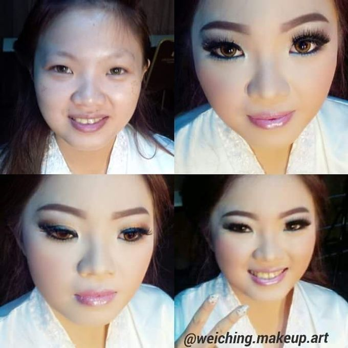 WeddingMakeUp by Weiching Bridal Make Up - 018