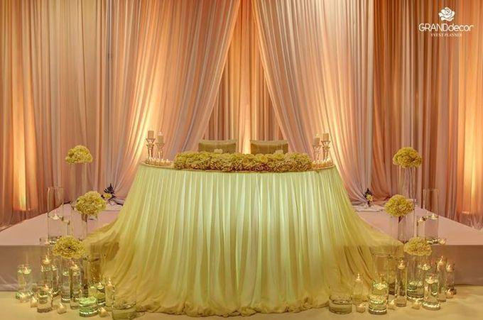 Fiola & Rrahim's  wedding by granddecor - 001