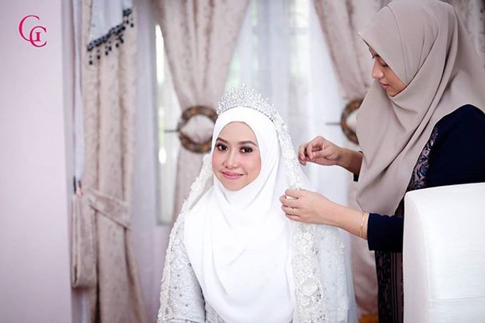 Wedding Reception and Portraiture by The Glamorous Capture - 027