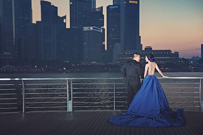Pre Wedding by d'Angelo art Photography - 044