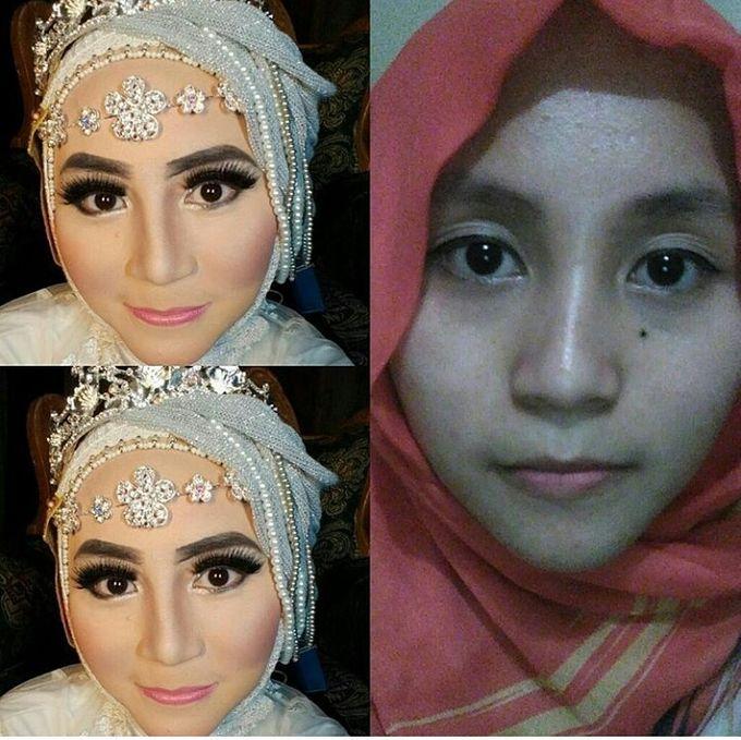 Wedding Makeup by AbayWeeding_MUA - 004