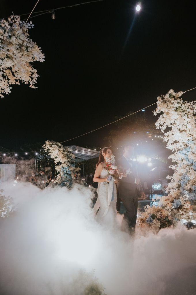 Steven & Catherin Wedding at Aston Cirebon by PRIDE Organizer - 017