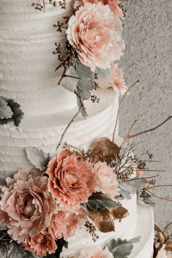 The Wedding of Winson & Jennifer by KAIA Cakes & Co. - 028
