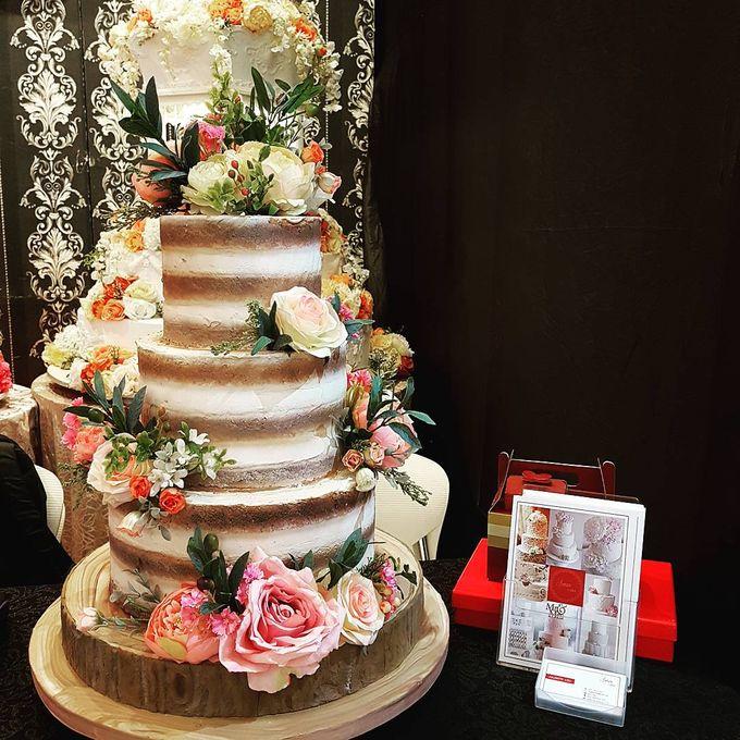 Naked Cake by Amor Cake - 004