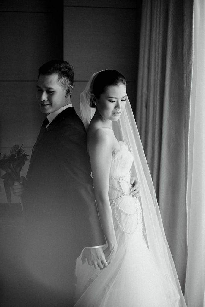 The Wedding Andrew & Caroline by Priscilla Myrna - 010