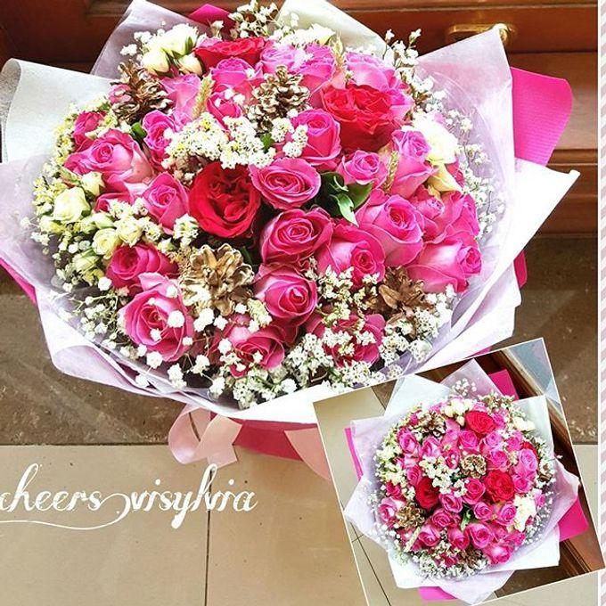 Gift Bouquet  by visylviaflorist - 011