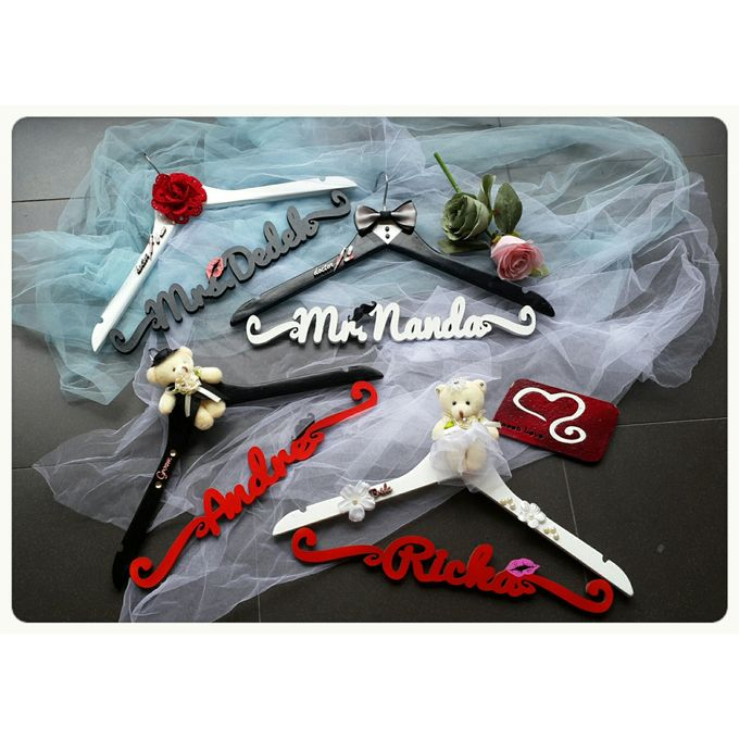 Wedding Hanger Name by Sweetlovecollection - 014