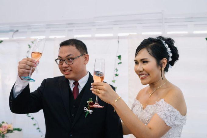 Indonesian Isabella Wedding day by Stephy Ng Makeup and Hair - 010