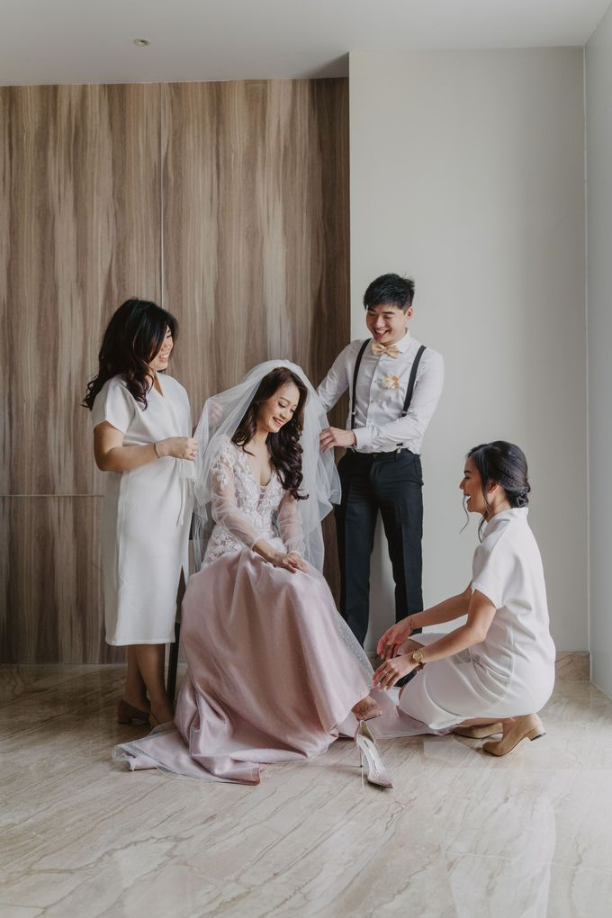 Mitha & Yosa Wedding by iLook ( Makeup & Couture ) - 017