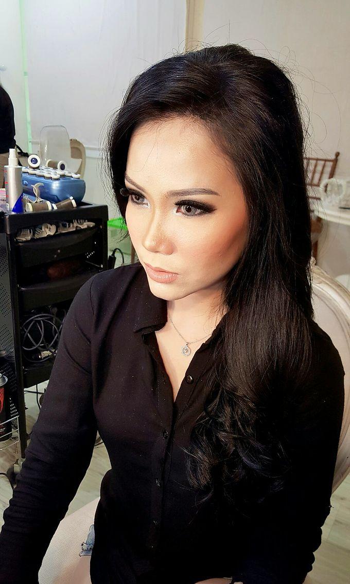Prewedding Ms Victoria by Flo Make Up Artist - 021