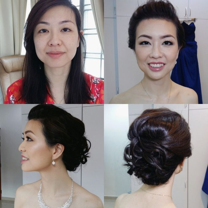 Bridal Makeup & Hair by My Cherry Style - 005