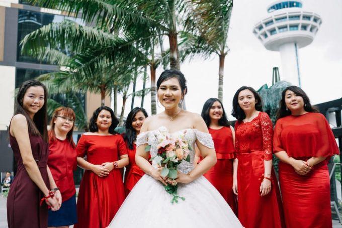 Indonesian Isabella Wedding day by Stephy Ng Makeup and Hair - 002