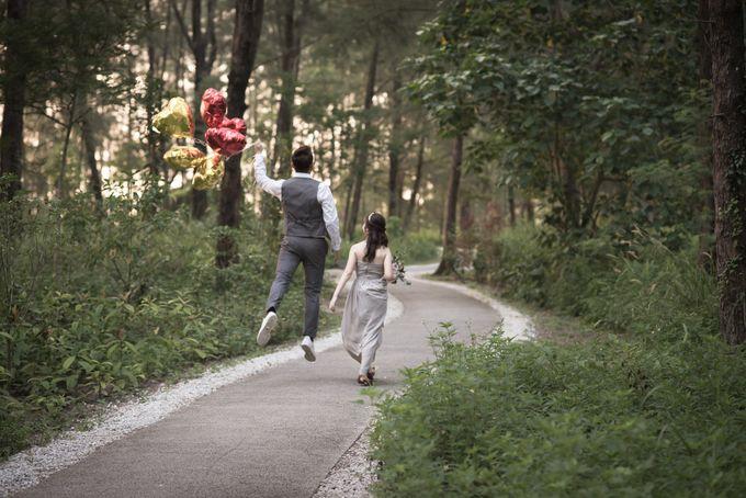 Pre-wedding - Qing Hong & Vivian by A Merry Moment - 001