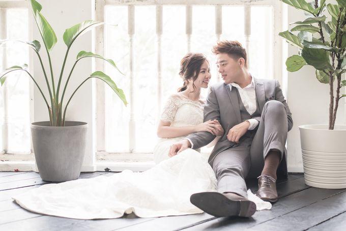 Pre-wedding - Qing Hong & Vivian by A Merry Moment - 016