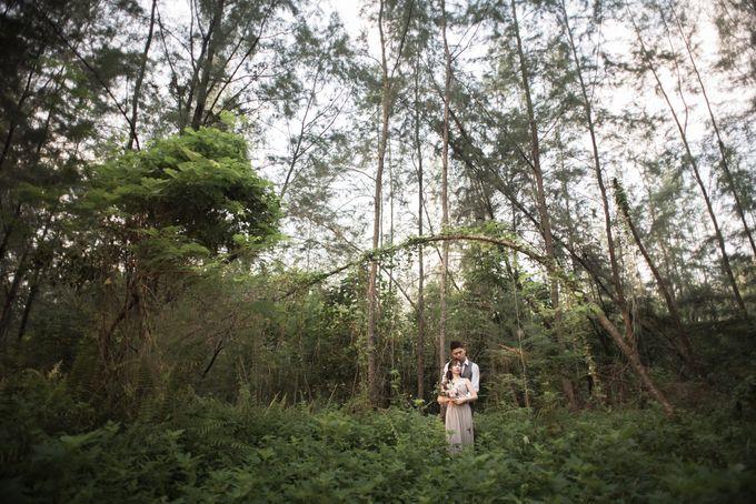 Pre-wedding - Qing Hong & Vivian by A Merry Moment - 004