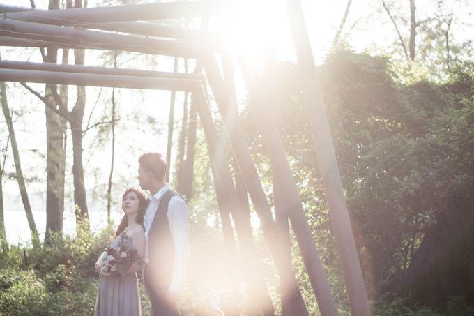 Pre-wedding - Qing Hong & Vivian by A Merry Moment - 006