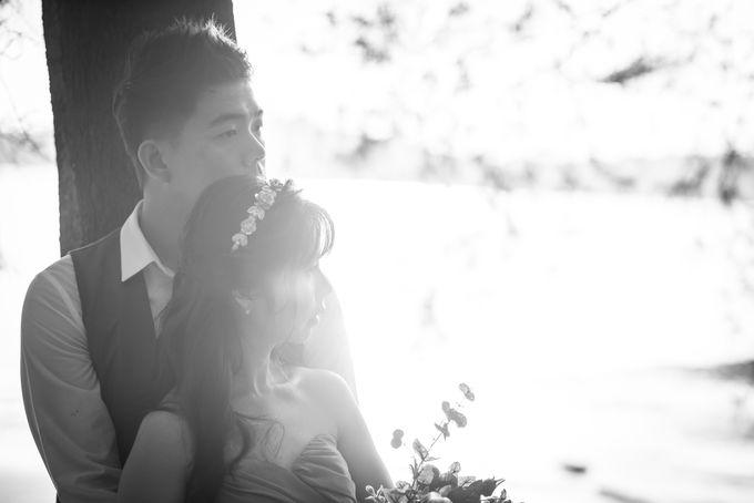 Pre-wedding - Qing Hong & Vivian by A Merry Moment - 007