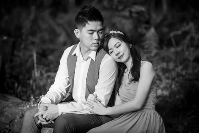 Pre-wedding - Qing Hong & Vivian by A Merry Moment - 009