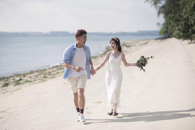 Pre-wedding - Qing Hong & Vivian by A Merry Moment - 010