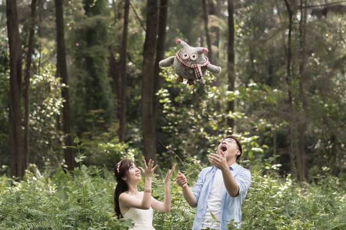 Pre-wedding - Qing Hong & Vivian by A Merry Moment - 012