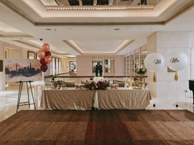 Luxe Gold Elegance by The St. Regis Singapore - 005