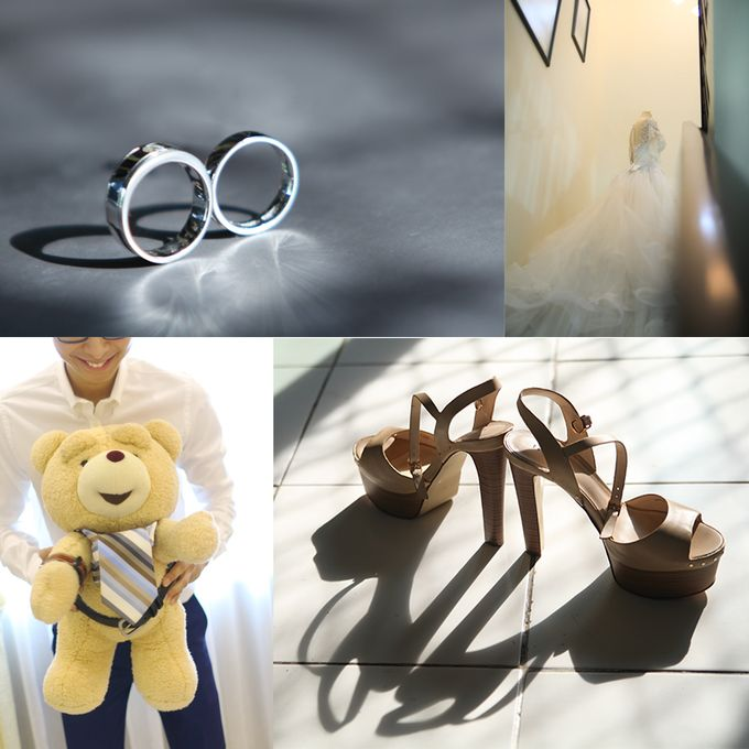 The Wedding details by MARK & CO - 001