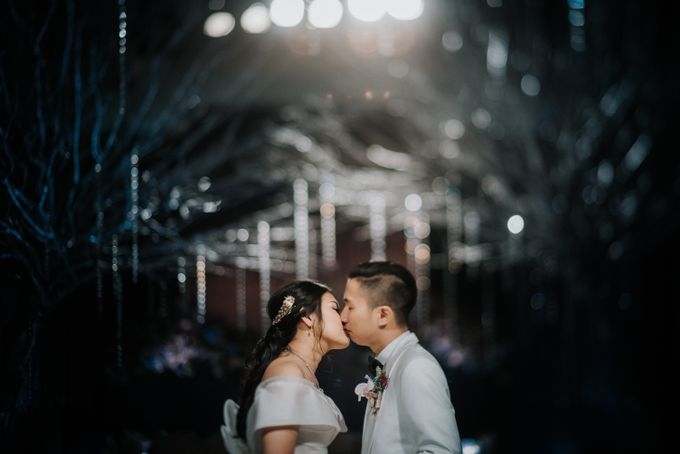 Wedding of Kevin & Yuliana by JIEXPO Convention Centre & Theatre - 006