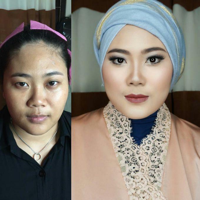 Pro Makeup Class by Ira Makeup Artist - 002