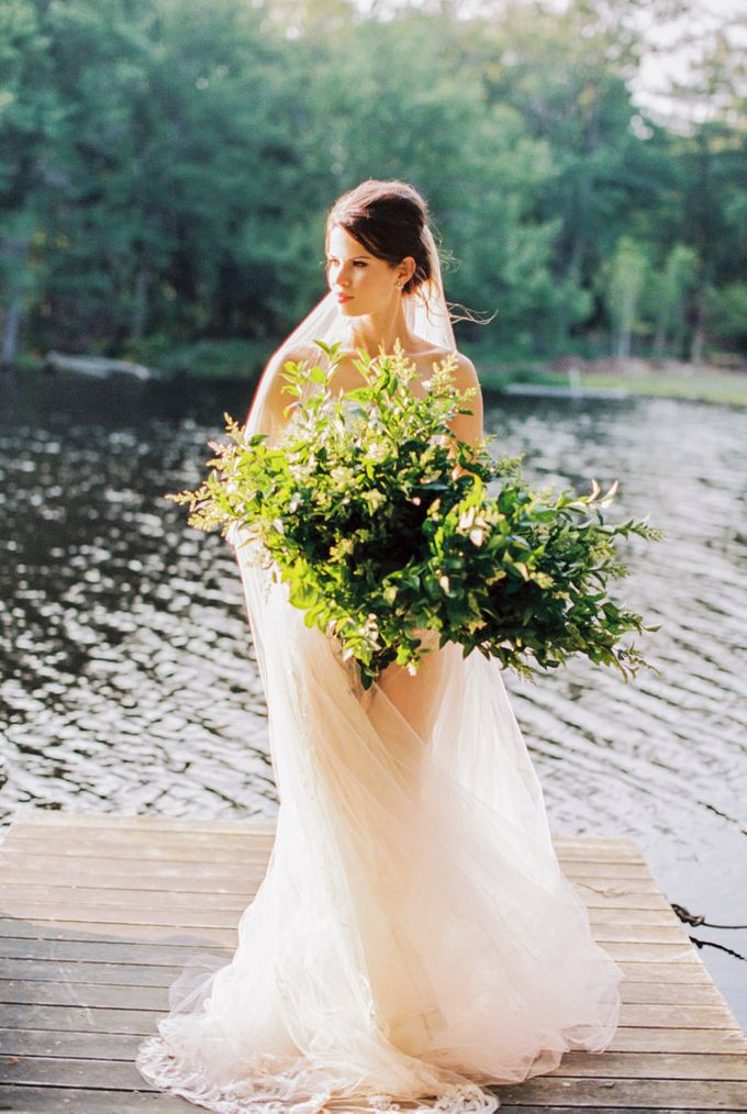 Cedar Lake Wedding by Through The Veil - 007
