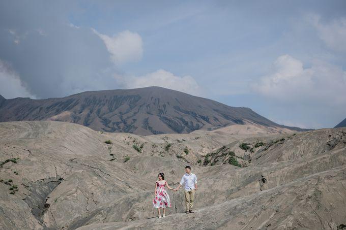 Oen Michael & Agnes Prewedding by van photoworks - 003