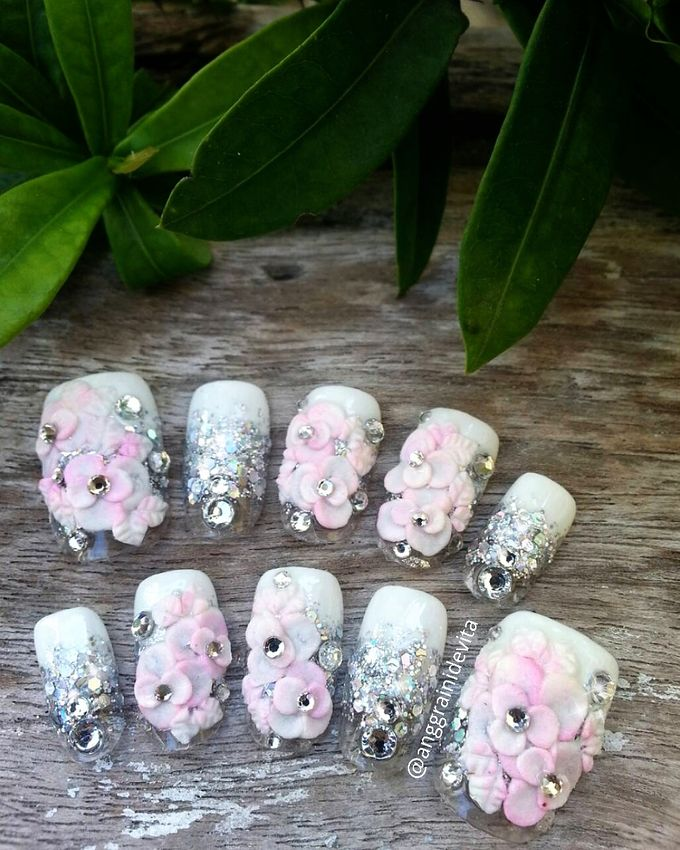 Fake Nails by Story of Nailart - 014