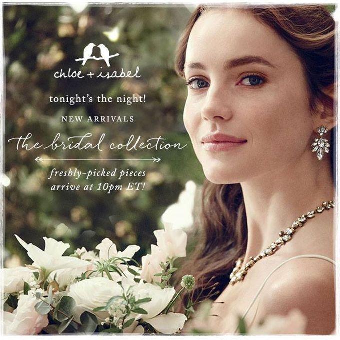 Bridal Jewelry Ideas by C+I Jewelry By Shannon Lenz - 004