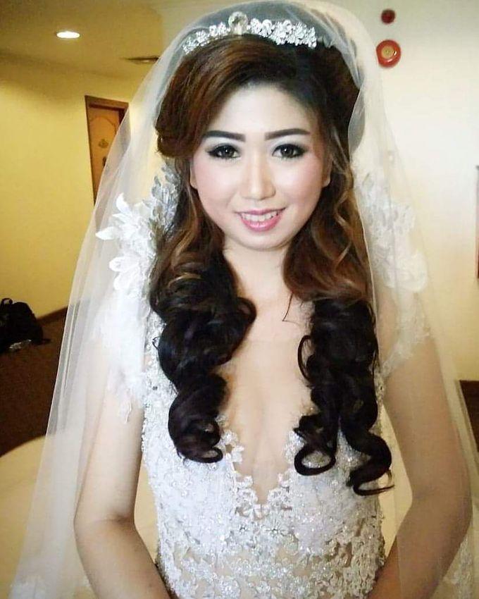 Wedding MakeUp N SulamAlis by Weiching Bridal Make Up - 023