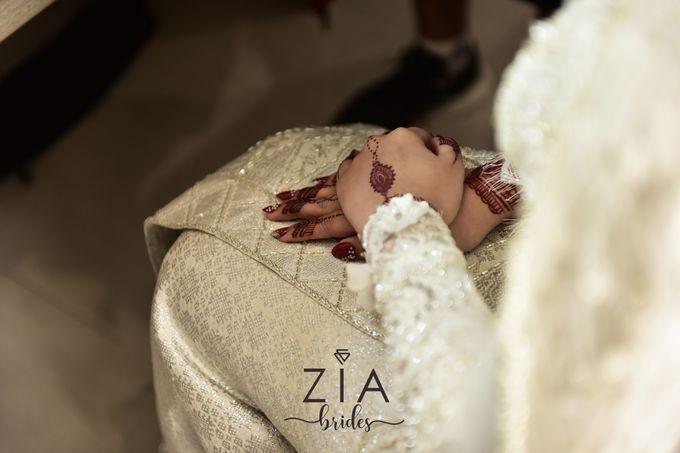 Ika & Iqbal Wedding by Zia Brides Make Up Artist & Kebaya - 001