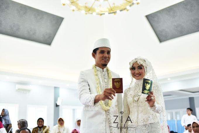Ika & Iqbal Wedding by Zia Brides Make Up Artist & Kebaya - 004