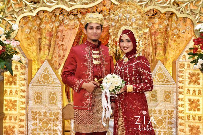 Ika & Iqbal Wedding by Zia Brides Make Up Artist & Kebaya - 008