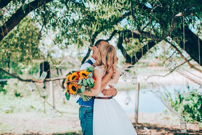 Country  Wedding by Marina Nazarova Photographer - 003