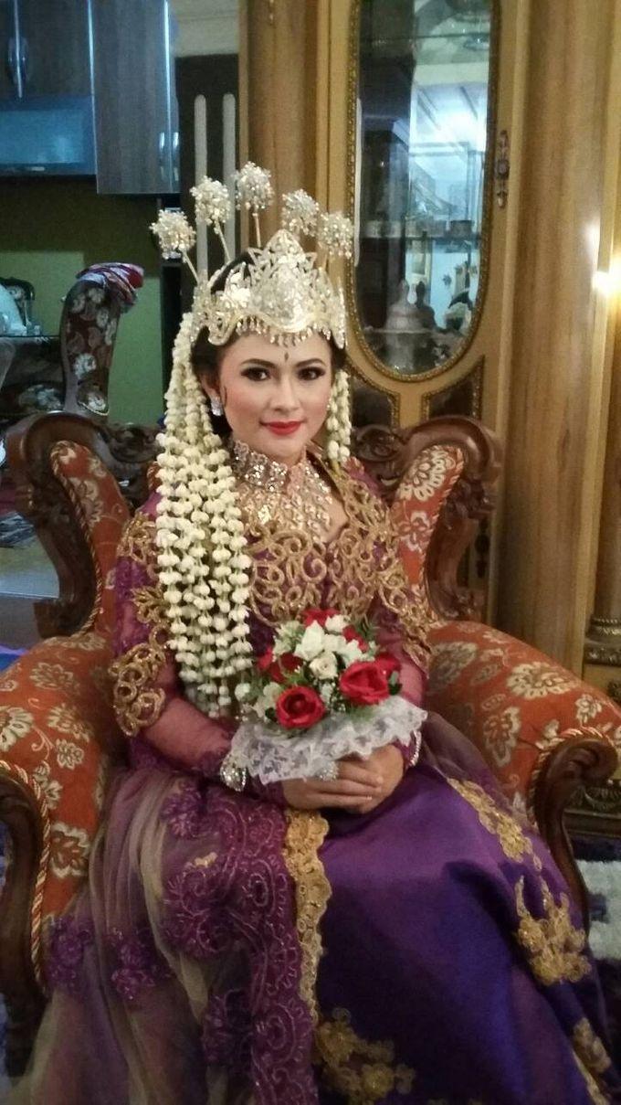 A Dream Come True Wedding by Sanggar Rias Pengantin Shanti Chaidir - 006