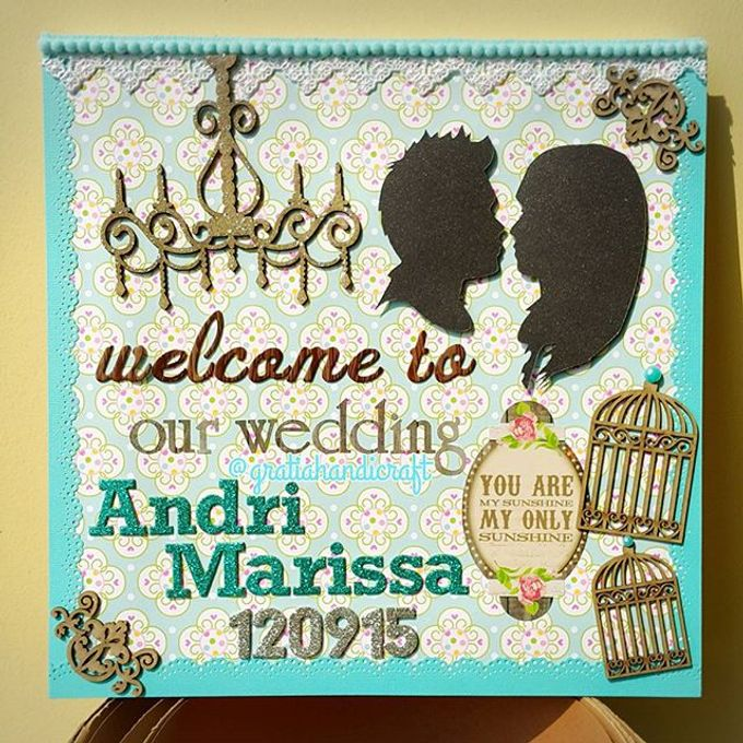 Wedding Gallery by Gratia Handicraft - 019