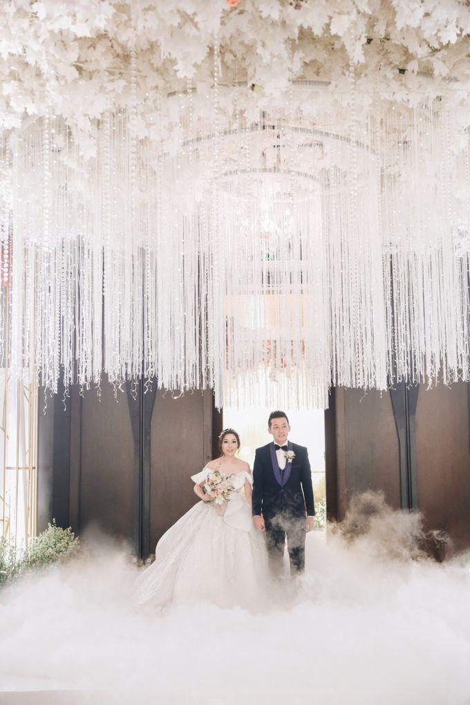 William & Selvi Wedding at Hilton Hotel by PRIDE Organizer - 024