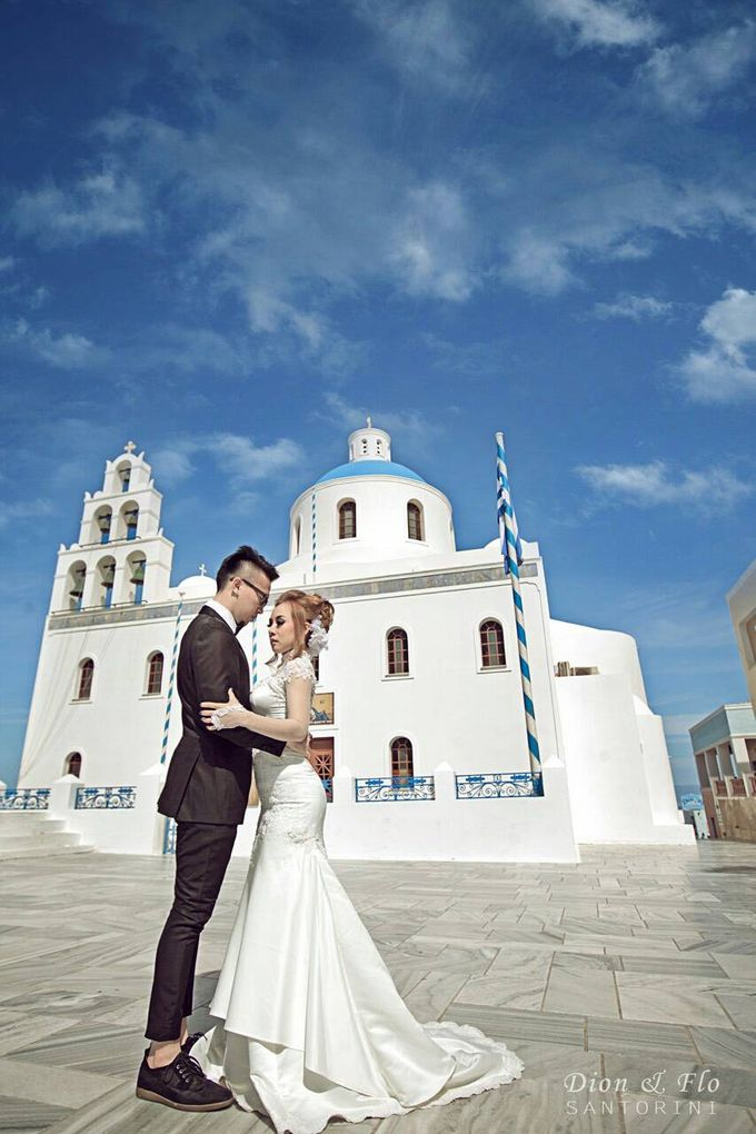 Prewedding Of Mr.Dion & Ms.Florencia by Meedjin Couture - 002