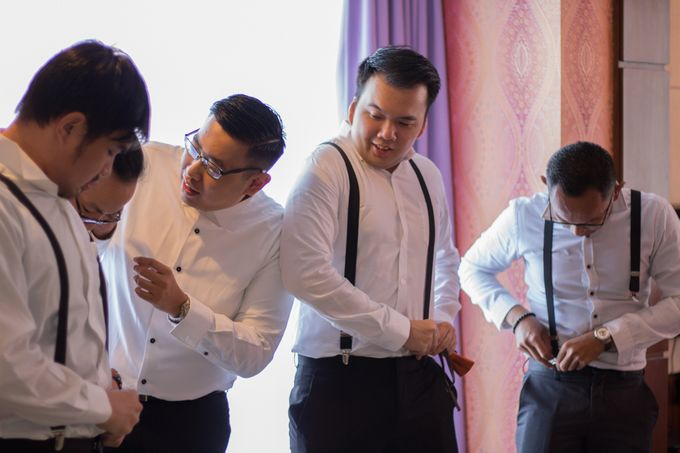 Wedding Andrianto & Melisa by Red Hat Organizer - 040