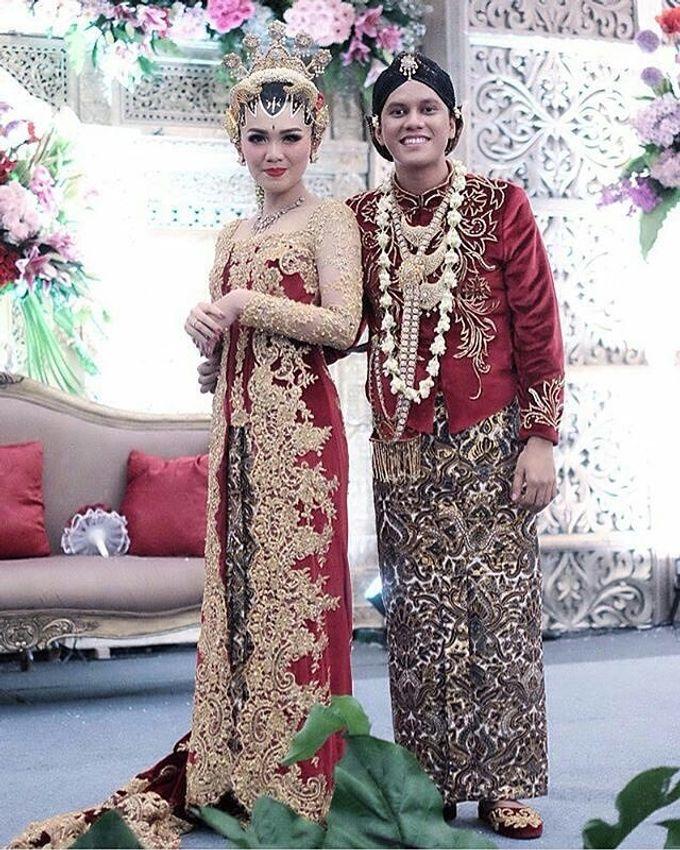 RESEPSI TIARA ARIEF by Chandira Wedding Organizer - 004