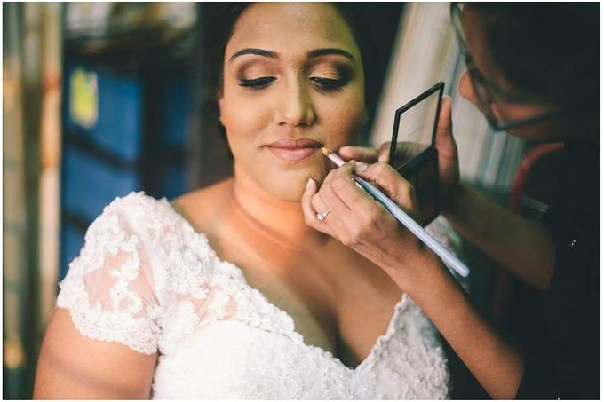 Bridal Makeup & Hair by My Cherry Style - 013